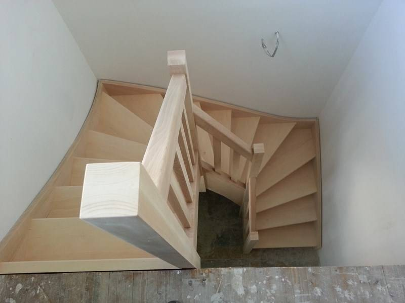 Fabricant escalier douai devis escalier sur mesure bois - Escalier escamotable sur mesure ...